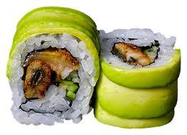sushi palta