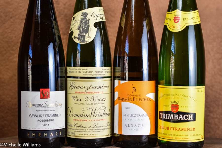 The Daily Meal Article: You Should Be Drinking Gewürztraminer fromAlsace